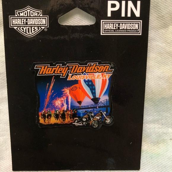 Harley Davidson Louisville Ky >> Nwt Harley Davidson Louisville Ky Pin Nwt